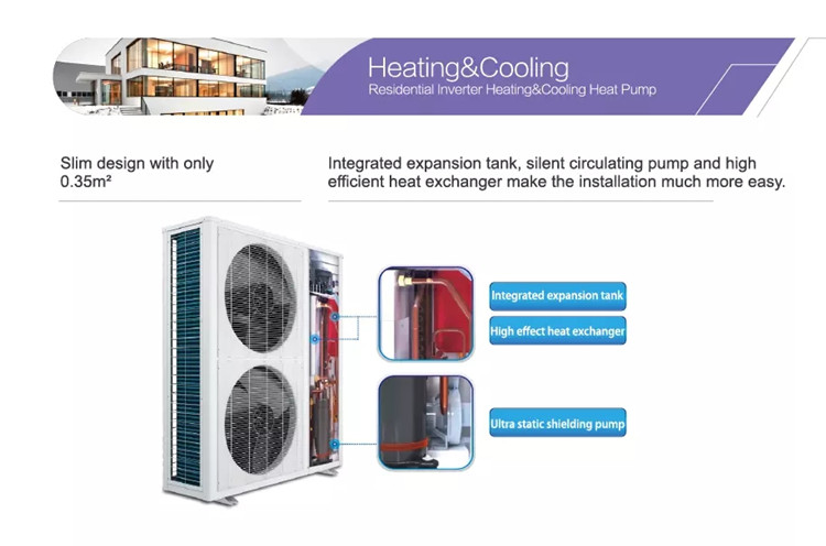 How to Choose a Heat Pump ?