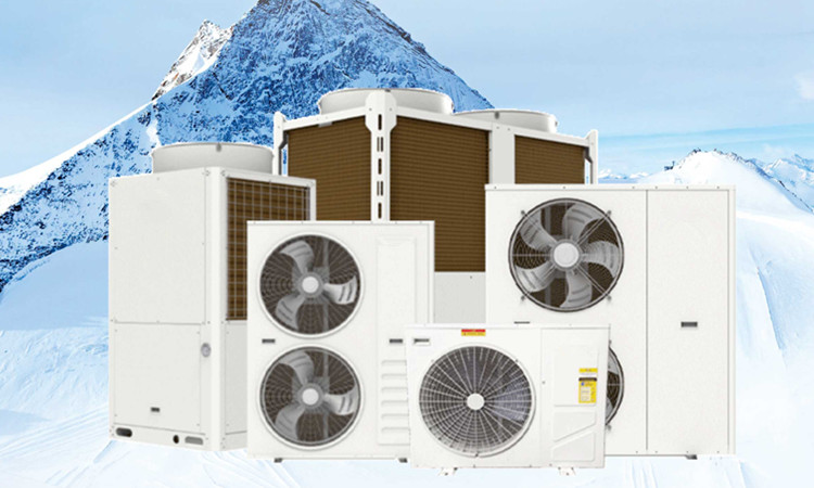 Why the price of air source EVI heat pump is so much more expensive than air conditioner ?