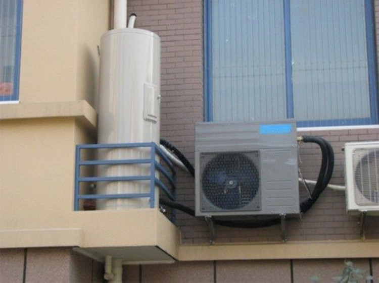 The water tank of the air source heat pump hot water system is overflowing. How to deal with this failure ?