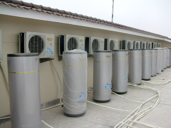 Commercial heat pump manufacturers in China