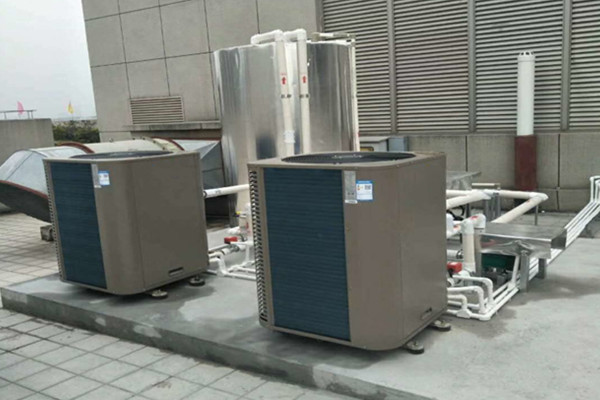 Chinese commercial hot water heat pump manufacturer