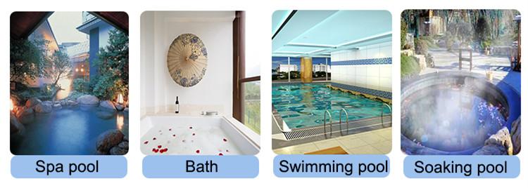 Inground Pool Heat Pump Applications