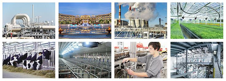 High Temperature Industrial Heat Pumps Applications