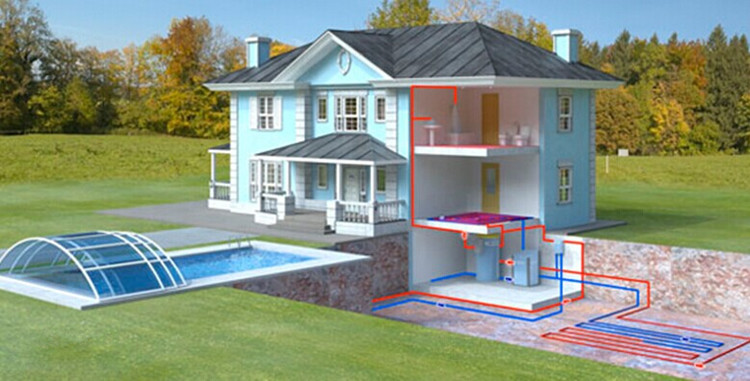 Geothermal Heat Pumps for Homes Installations